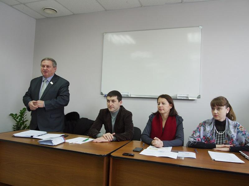 Школа грамотного потребителя декабрь 2014
