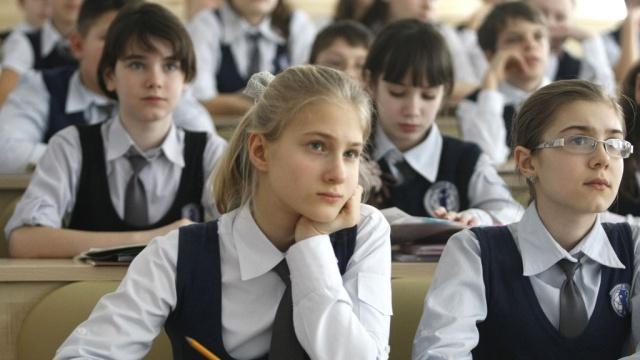 В Хабаровском крае школьников