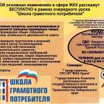 В Хабаровске состоится очередной урок по ЖКХ