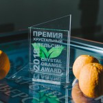 Команда СРО НП «ЖКХ-Групп» вошла в число финалистов конкурса «Хрустальный апельсин»
