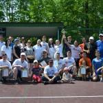 Cоседский турнир по волейболу В Хабаровске стал традицией