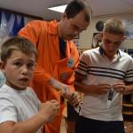 Науку и космос из Хабаровска привезли в Отрадное
