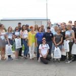 Профессию спасателя примерили на себя сотрудники управляющих организаций Хабаровска