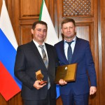 Александр Полонский признан «Предпринимателем года»