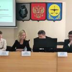 Ольга Беленькая ответила на вопросы жителей села Троицкого Нанайского района