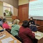 Ольга Беленькая выступила в качестве лектора на семинаре