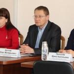 Ольга Беленькая приняла участие в тематическом приёме граждан по вопросам ЖКХ