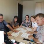Заседание общественного совета КНД в Южно-Сахалинске