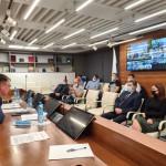Санитарную обработку мест общего пользования в МКД обсудили в ГЖИ на Сахалине