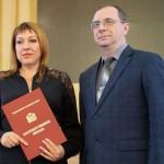 В Хабаровске состоялась торжественная церемония в канун празднования Дня работников ЖКХ